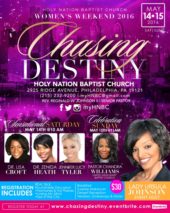 Chasing Destiny Flyer